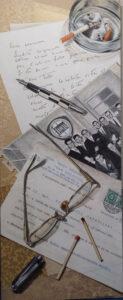 Il diploma - Still life