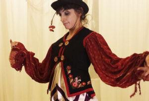 costumi teatrali Debora Gambino