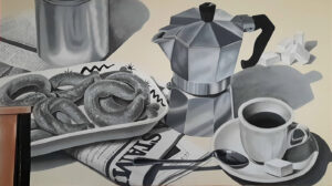 Coffee time Still life